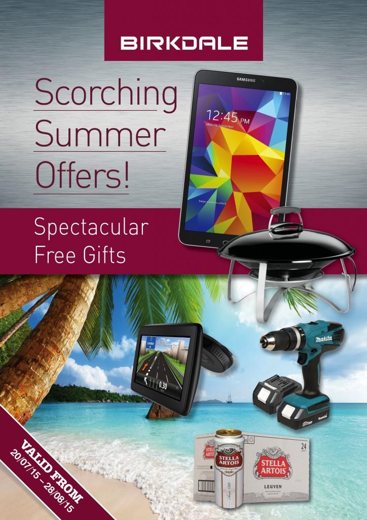 Birkdale Summer Offers 2015